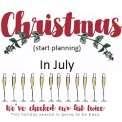 start planning christmas party